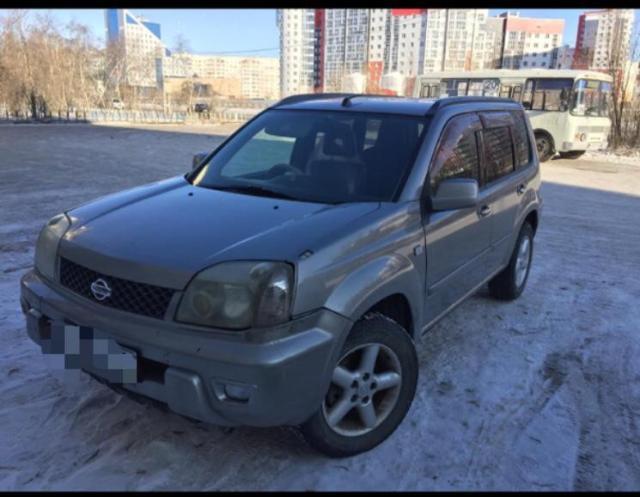 Срочно!!!! Продается Nissan X-trail 2001 года выпуска объем двигателя 2,0, без срочных вложений, с торгом
