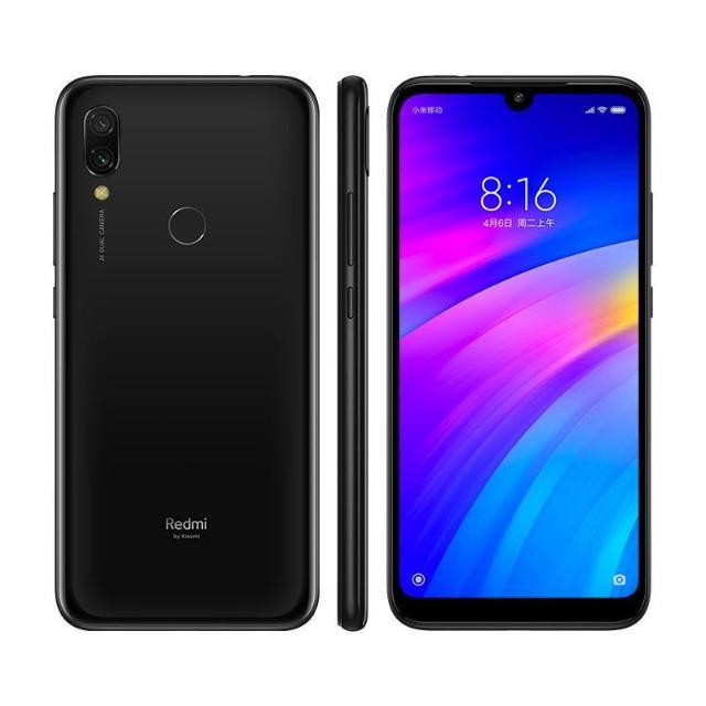 """Новый телефон в заводских наклейках, цвет черный. 8990 руб., торг. Большой экран 6.26"""" Большая батарея 4000 мА-ч Восьмиядерный процессор 1.8 ГГц от Qualcomm - SnapDrаgоn 632 Оперативная память 4 Гб Внутренний накопитель 64 Гб Основная камера: 12 Мп Передняя камера: 8 Мп Стандартный разъем для наушников 3.5 мм Android 9.0, MIUI 10 Разрешение 1520x720 точек Размеры смартфона — 159 x 76 x 8.5 мм вес – 180 грамм  Не ждите Redmi 8, там процессор слабее!"""