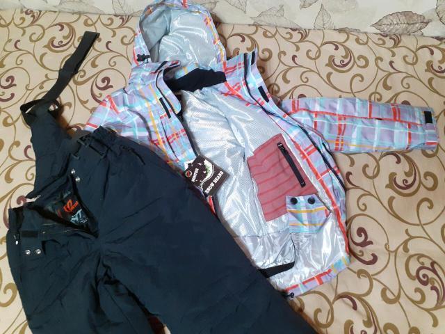 Продаю новый мембранный горнолыжный костюм, размер L