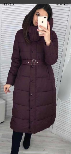 Продаю новую куртку, 44размер, наполнитель холлофайбер