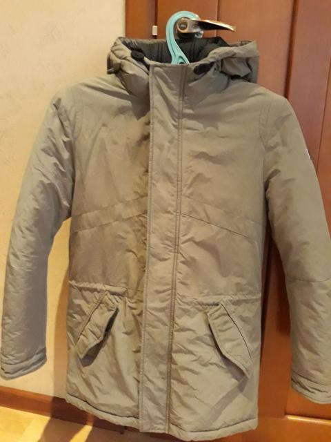 """Удлиненная куртка на мальчика фирмы """"ANTONY MORATO"""", весна-осень, разм.11-12 лет. В идеальном состоянии."""