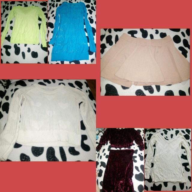 Продаю женскую одежду один пакет вещей  состояние отличное молодежное почти все новая 44размер :-)!продам все за 1500р