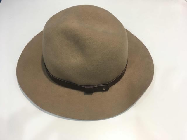58, шляпа новая
