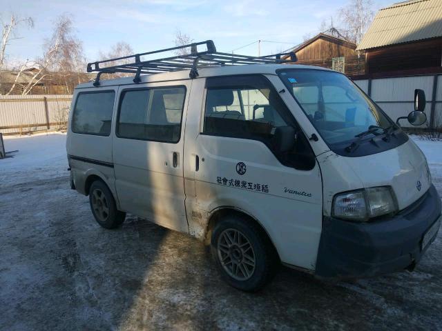 Продаю микроавтобус Nissan Vanette, 2003 гв, за 130 тр с торгом. По все вопросам обращаться +7 914 300-32-05
