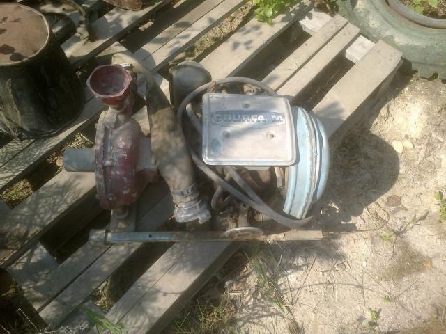 продаю  водяной мотонасос 'свияга'-4000р т 702-142