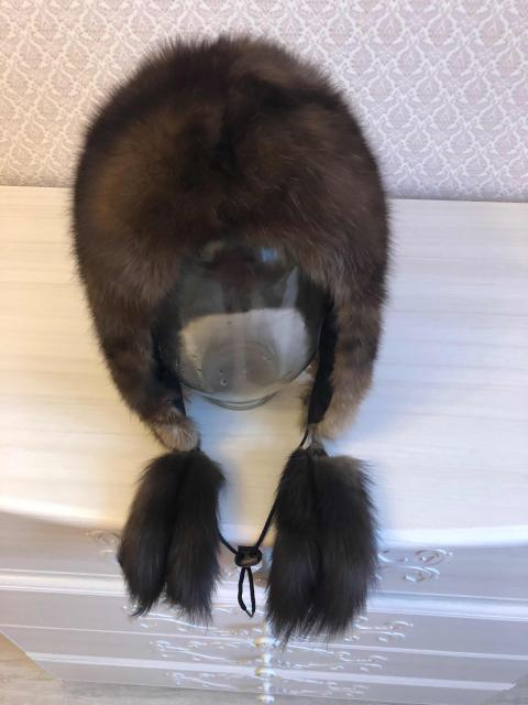 Продаю соболиную шапку «Якутяночку»