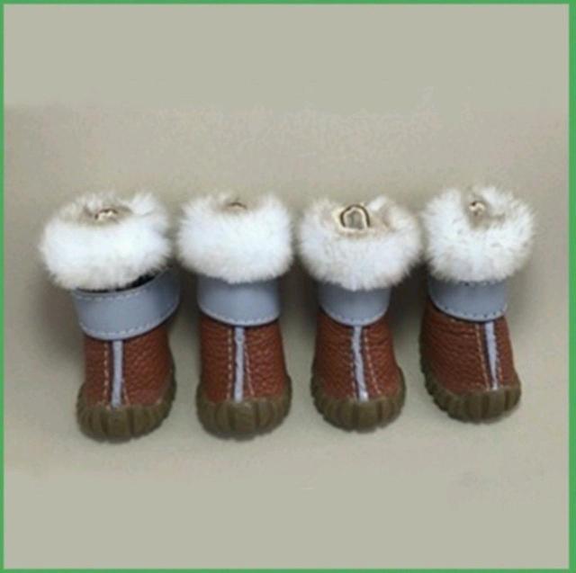 Продаю ботинки для собак средней породы (Джек рассел, вест, пудель, бульдожки), размер 5, кожа, подошва эва. Новые. Причина не подошёл размер. Примерить в районе 26 школы