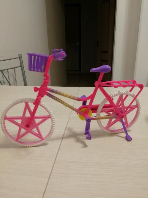 Велосипед барби обмен на упак нестожен 3,самовывоз