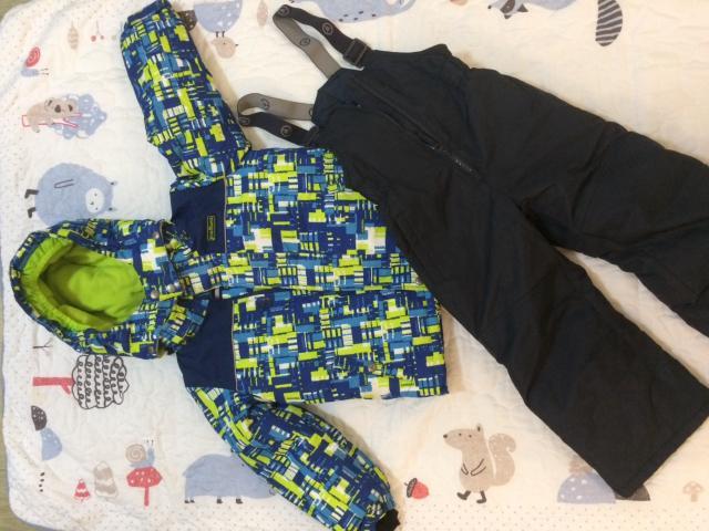 Продаю зимний комбинезон с курткой Premont, на рост 104, в отличном состоянии