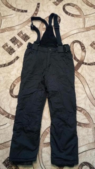 Болониевые штаны на 8-9 лет