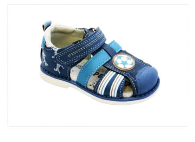 Новые сандалии  на мальчика 21 размер