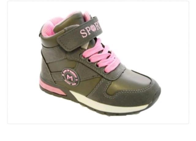 Ботинки новые на девочку 30 размер