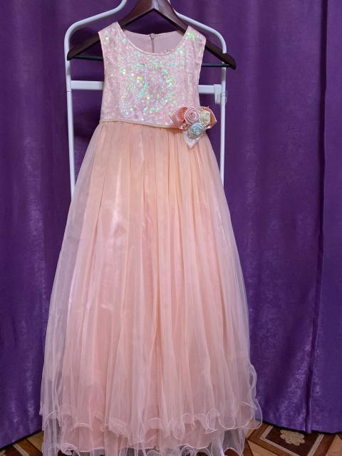 Продаю платье фирмы Pamina на 10 лет рост 140 см. Одевали 1 раз