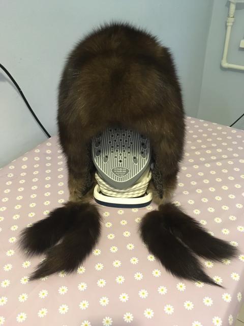 Продаю новую шапку из соболя. Размер 58-59.