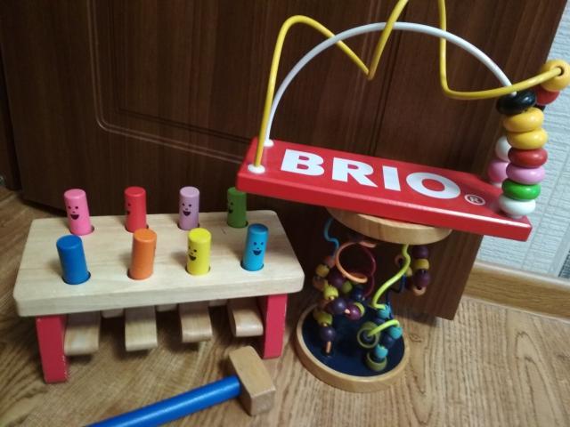 Деревянные игрушки б/у в рабочем состоянии. Все вместе 500 рублей. Самовывоз с центра