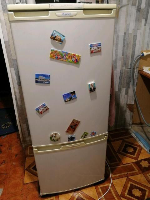 Продам холодильник в отличном состоянии. Всё работает.