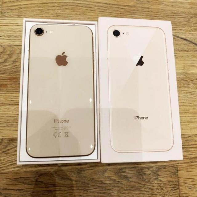 Продаю Iphone 8 gold 64gb, полный комплект Цена 24000р