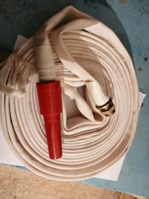 Новое, пожарный шланг
