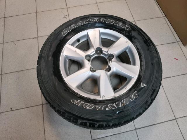 Запасное колесо Lexus LX570 в отличном состоянии