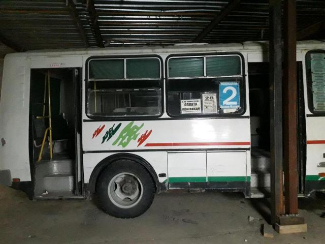 Продою автобус с маршрутом 2 торг