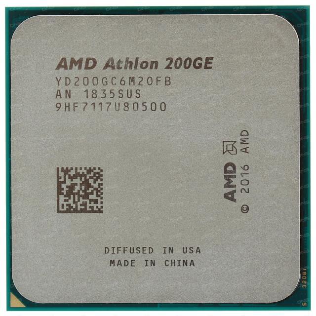 Продаю процессор AMD Athlon 200GE, кулер Xilence A200. Видео здесь: https://www.youtube.com/watch?v=C7t_whGfdOU