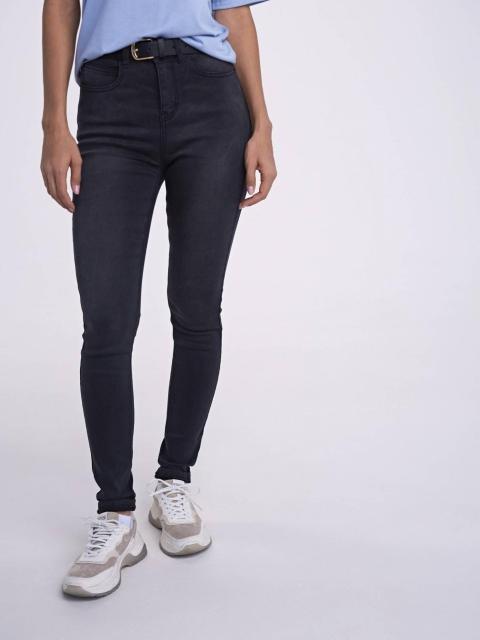 Продаю новые узкие джинсы slim fit с высокой посадкой. Эластичный деним с выбеленным эффектом. Модель с пятью карманами, застежкой на молнию и пуговицу. Размер w33 (50). Состав: 79% хлопок, 19% полиэстер, 2% эластан. Не подошли по размеру.