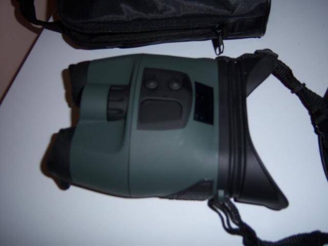 продаю новый бинокль ночного виденья YUKON TRACKER LT 2X24.с чехлом. торг.