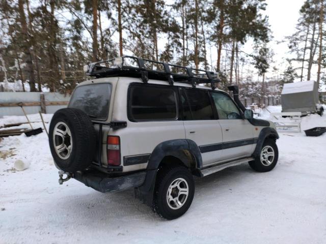 Toyota Land Cruiser 80 предложение действует до конца апреля