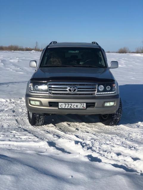 Продаю Toyota Land Cruiser 100  2007г
