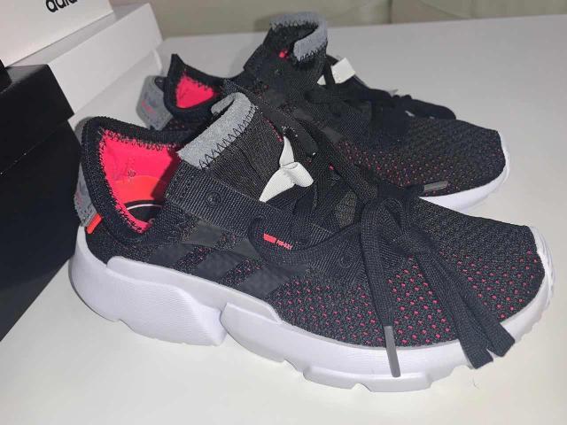 Кроссовки детские Adidas, оригинал, размер 31,5, доставка