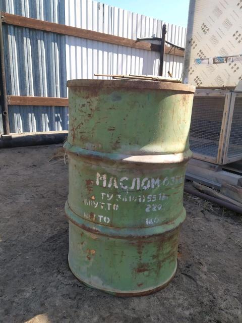 Продаю бочки советские с толстого металла 200 л