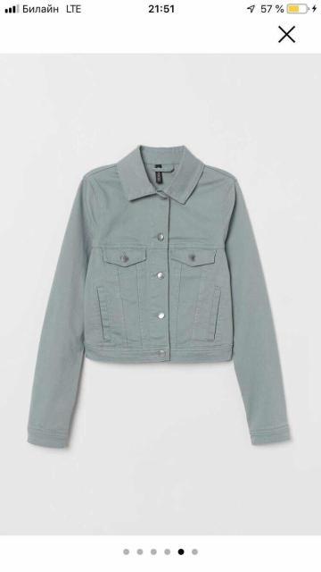 Новая куртка. Размер. 42-44