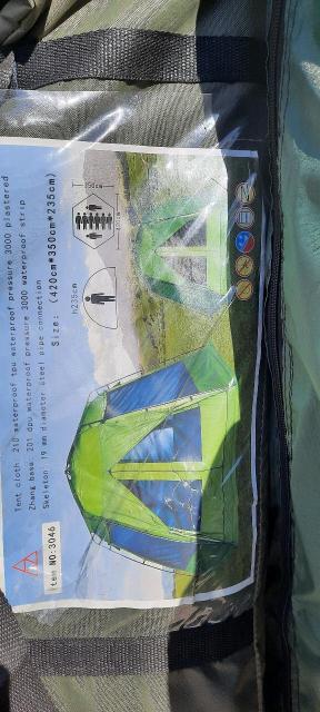 Продаю палатки и шатры разных размеров. Есть быстро собираемые и разбираемые как зонт. С двумя входами,с сетками от насекомых. Есть с полом и без пола. Цены разные,узнавать в ватсап или звоните