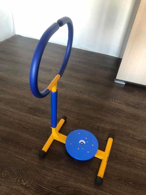 Продаю детский спортивный инвентарь до 50 кг. Новый.