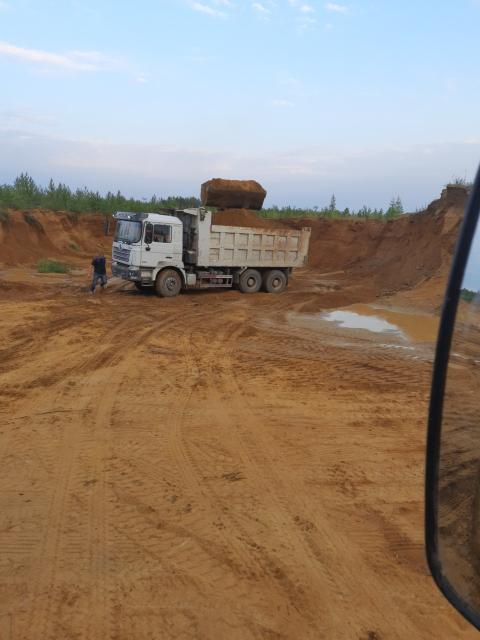 Доставка песок килдямцкь Красном и горные Речной