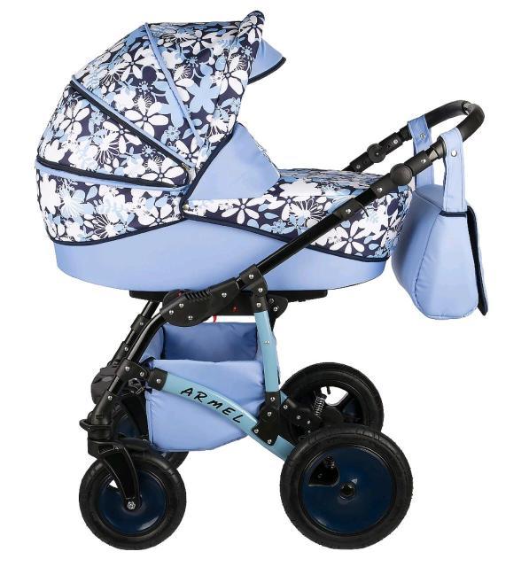 Продаю детскую коляску 2в1 Marimex Armel. Идеальна в летнее время для самых маленьких. Люлька, прогулочный бокс, сумка, москитная сетка, багажник итд Всё в наличии. Торг уместен Возможна доставка. 89245628411
