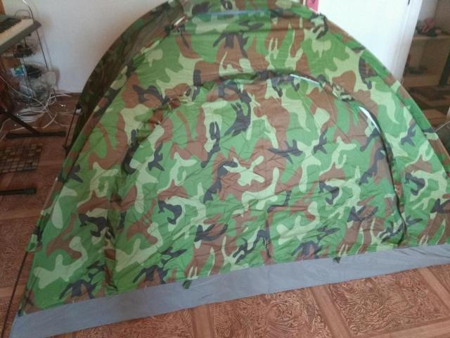 Продам новую палатку: 2*2*1,4 м