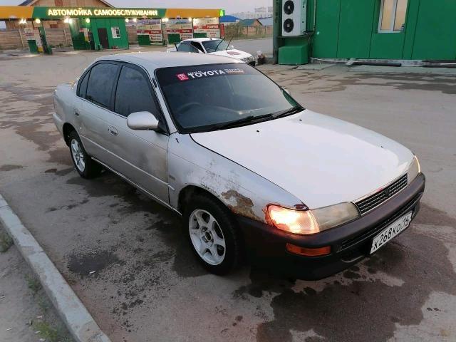 Продаю Toyota Corolla AE 100, вложение касметика Подробнее по номеру тел: 89245982106