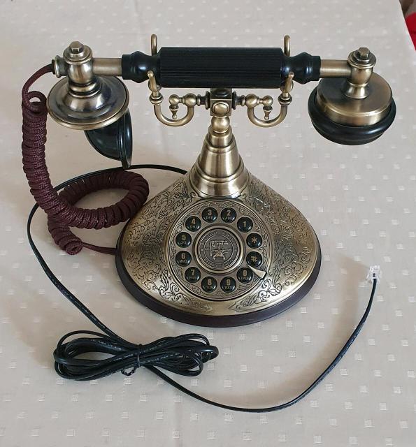 Стационарный телефон, новый