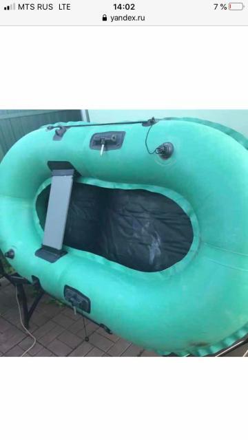Лодка Нырок в отличном состоянии