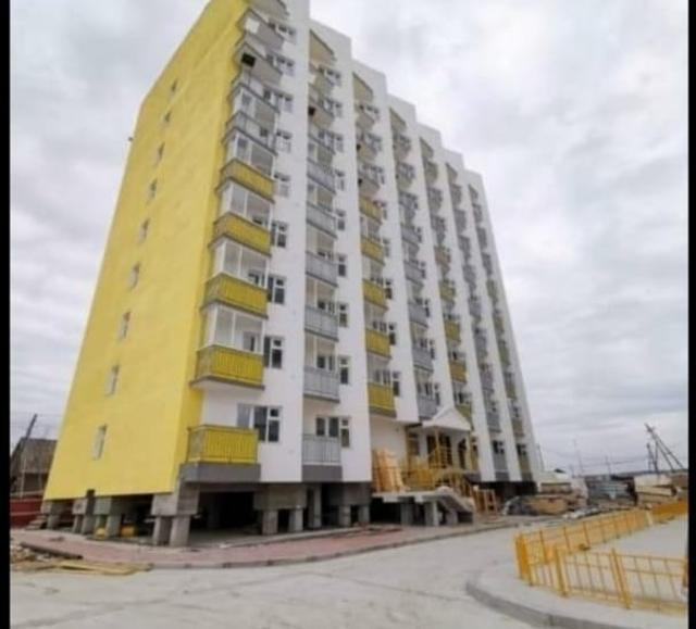 Выставлена на продажу просторная студия в новом доме, дом 2019 года постройки, площадь 30 кв.м, 5 этаж.