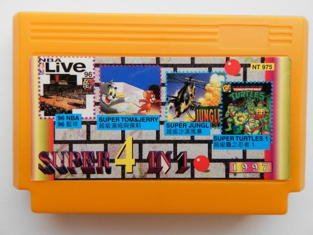 И снова,Здравствуйте! Продаю картриджи для Денди: ---4 in 1:Basketball,SilkWorm,TMNT-1,Tom&Jerry-800р., ---Tom&Jerry-следы плавления видны на фото спереди-300р., ---3 in 1:Вместо Mario-7-Flintstones-1-400р., ---Double Dragon-III-3 капли,плавление видно на фото (снизу)-400р., ---Pokemon Yellow-100р. -----Все картриджи рабочие.Могу предоставить фотки работоспособности.