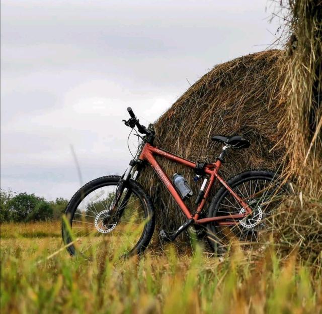 У велосипеда неисправен переключатель скоростей