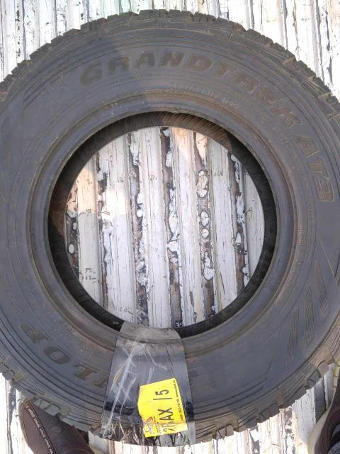 Один баллон Dunlop Grandtrek (новый) 265/65/17