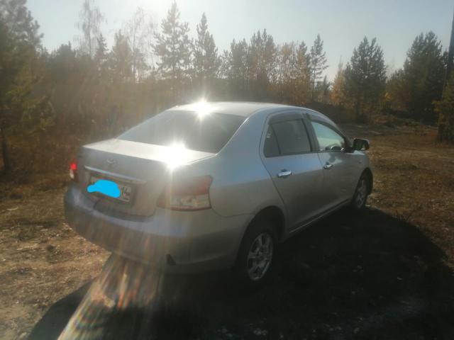 Тойота Belta 2007г. серебристый цвет, ХТС, сигналка, аудио, новые резины, Цена 310 т.р. 89679131254