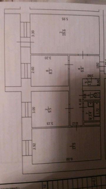 Продается 3-х комнатная квартира на третьем этаже в 9-ти этажном кирпичном доме индивидуальной планировки. Общая площадь 71,5 м2. Квартира полностью мебелирована, с ремонтом. В собственности. Район ТЦ Апельсин,, центр города.  Развитая инфраструктура. Торговые и развлекательные центры, школы, детские сады и автобусные остановки в шаговой доступности.  ОСВОБОЖДЕНИЕ В НОЯБРЕ. Возможна ипотека, торг. Телефон 89142237756.