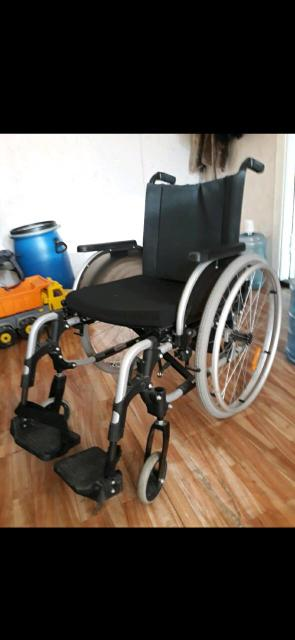 Инвалидная коляска, новая
