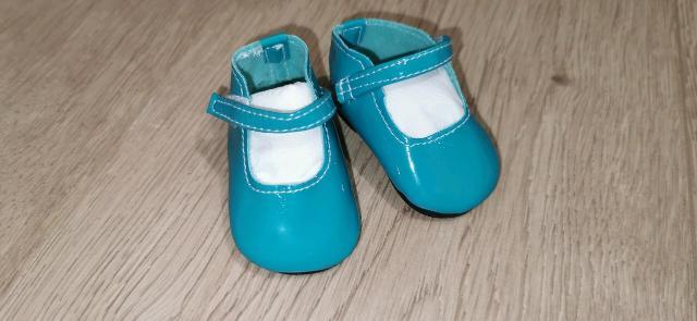 Новые туфельки для кукол 40-43 см. В длину 6,5 Беби Бон, Baby Born, обувь одежда для кукол