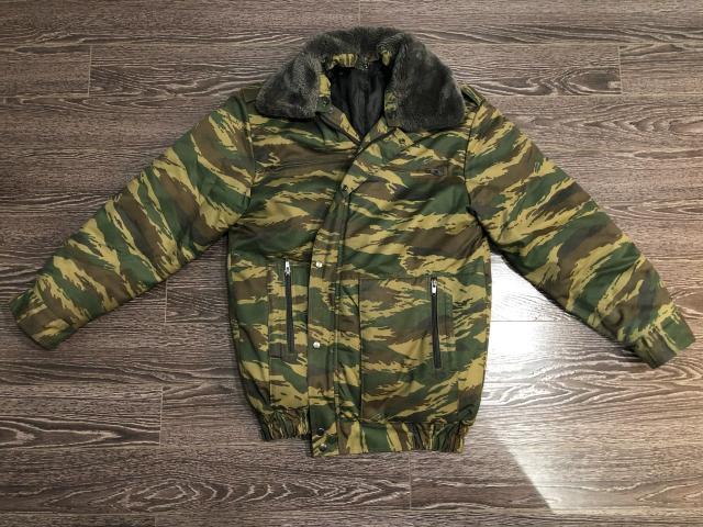 "Продаю куртку зимнюю ""Оперативка"" (Бушлат), расцветка - зеленый камыш (Б/У)  Размер - M (46-48)  Без торга."