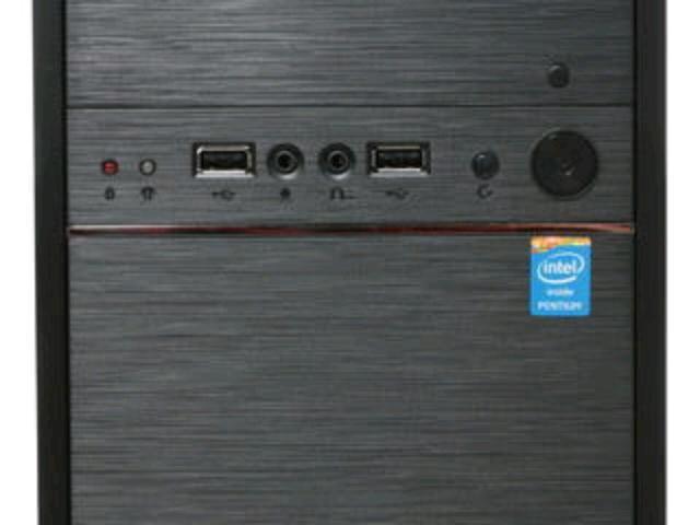 НОВЫЙ В УПАКОВКЕ ОФИСНЫЙ ПК сконфигурирован для выполнения несложных повседневных задач, работает под управлением процессора Intel Celeron J1800/4gb/250gb/intel HD GRAPHICS. Цена в других магазинах от 10 тыс руб Возможно доставка.